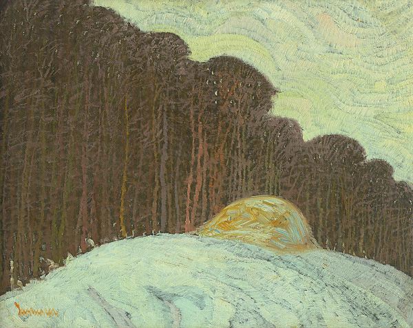 Anton Jasusch – Seno pod snehom