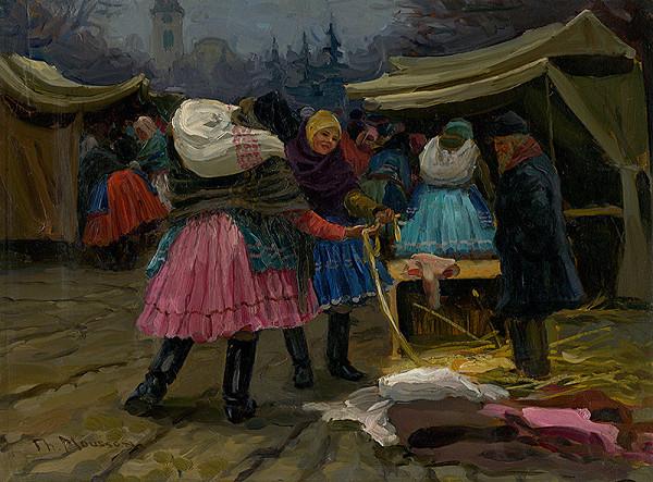 Jozef Theodor Mousson - Na trhu