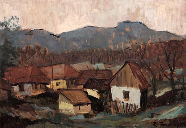 Rudolf Jordán – Zlatá baňa