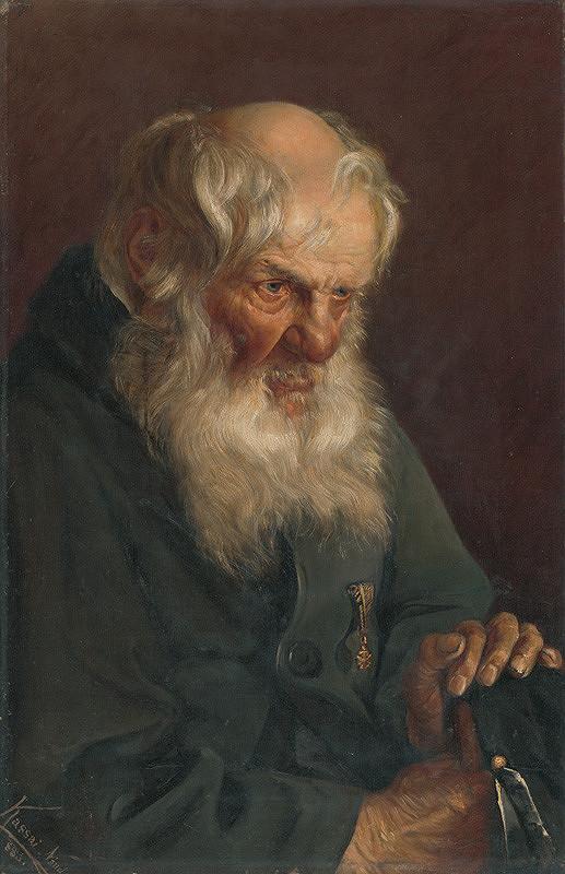 Ferdinand Kassai – Veterán