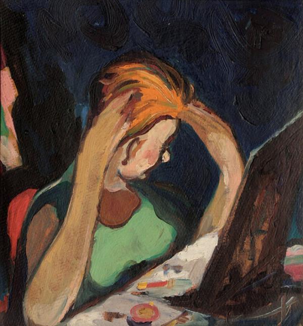 Juraj Collinásy – Pred zrkadlom