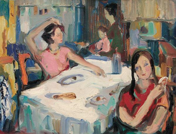 Juraj Collinásy – Pri stole