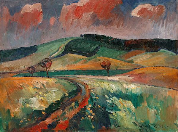 Andrej Gaj – Poľná cesta