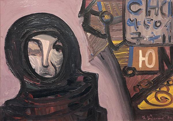 Ivan Šafranko – Kozmonaut