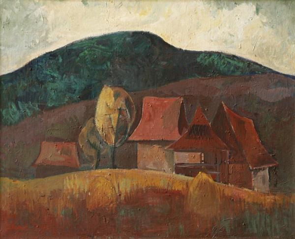 Jozef Sabol - Jeseň na horách