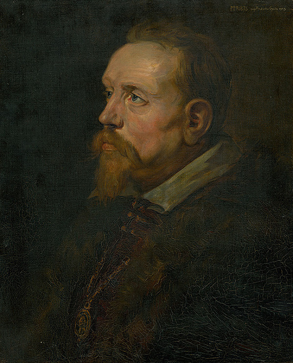 Július Andorko - Portrét muža