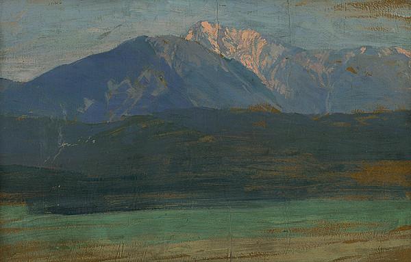 Ferdinand Katona – Vysoké Tatry