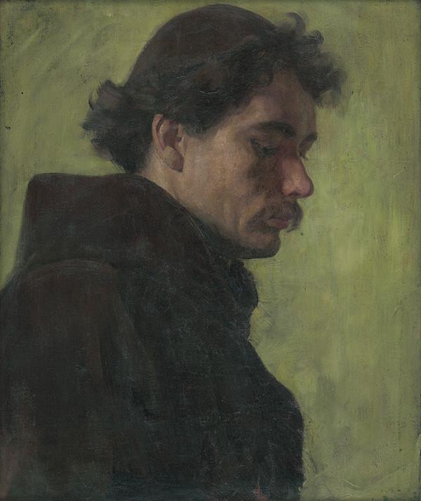 Jozef Hanula - Podobizeň mnícha