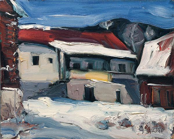 Juraj Daňo – Koniec zimy
