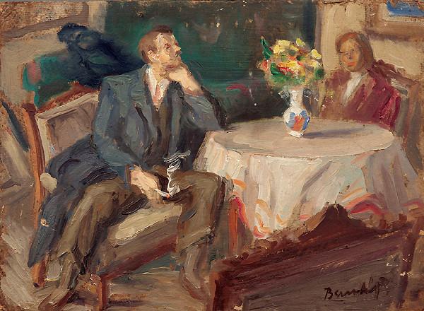 Jozef Bendík – Návšteva