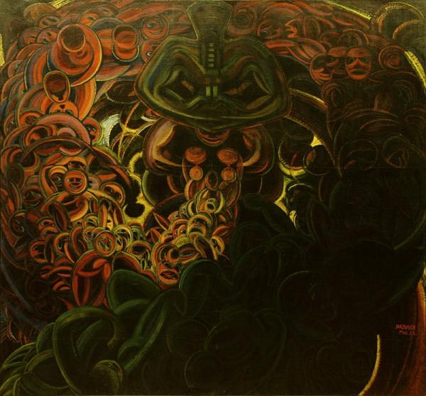 Anton Jasusch – Život človeka (Voľná kompozícia I.)