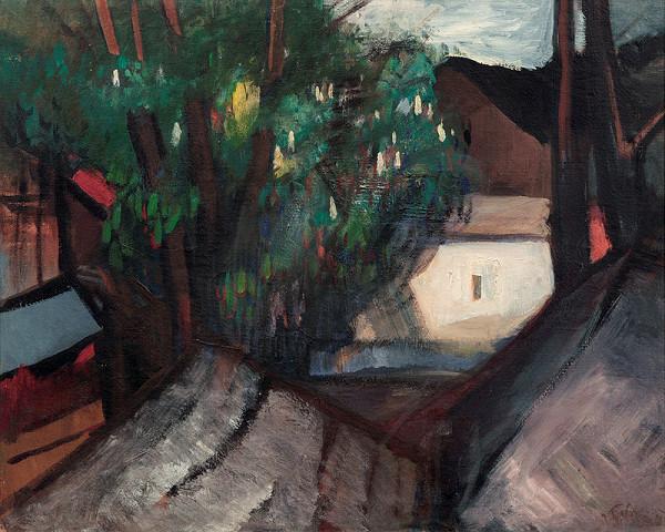 Jozef Fabini – Kvitnúci gaštan