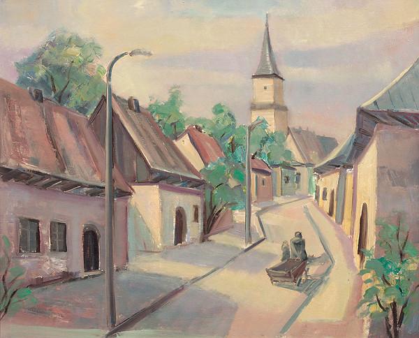 Jerzy Wojtowicz – Ľubovnianska ulička