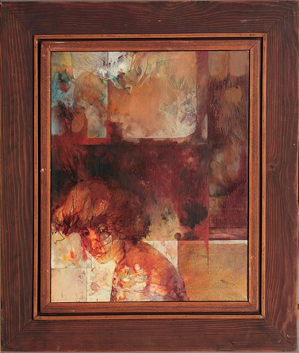 Gejza Barczi - Portrét I.