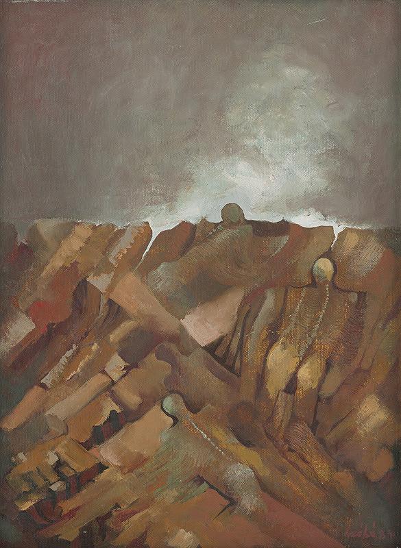 Karol Csákó - Ľudské trilobity