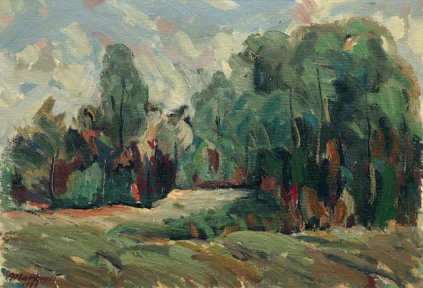 Pavol Markovič – Okraj lesa
