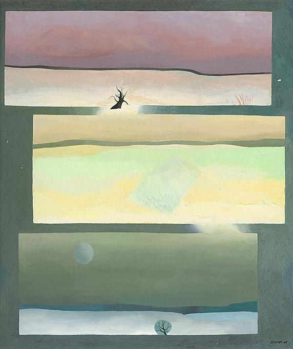 Alexander Eckerdt – Ráno, napoludnie, v podvečer