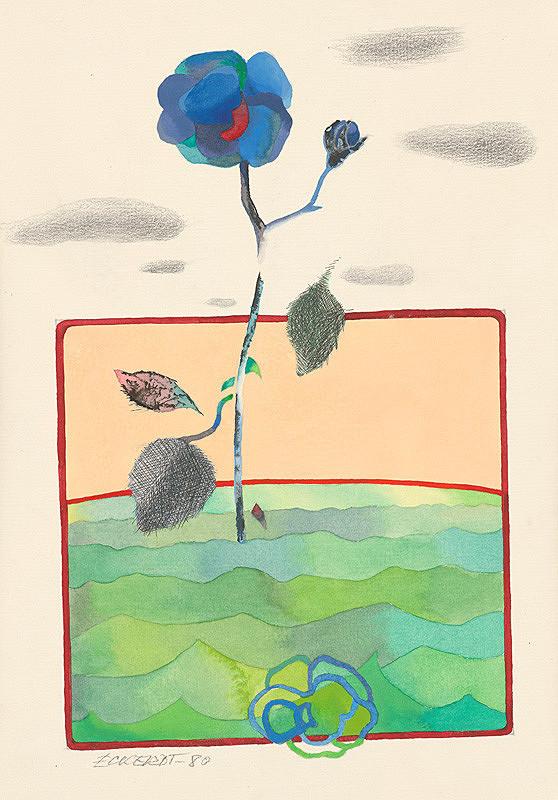 Alexander Eckerdt – Ilustrácia ku knihe Úbohá Líza II.