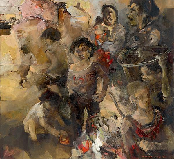 Štefan Roskoványi – Radosť zo života