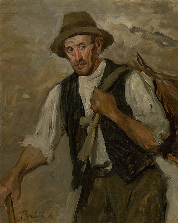 Andor Borúth – Drevorubač
