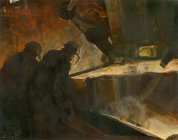Michal Čičvák – Poézia ocele a ohňa