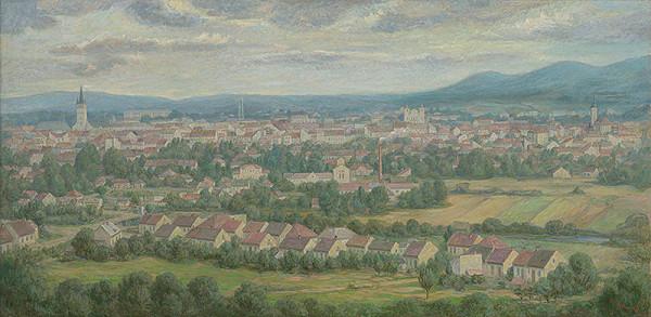 Jozef Bendík – Panoráma Prešova