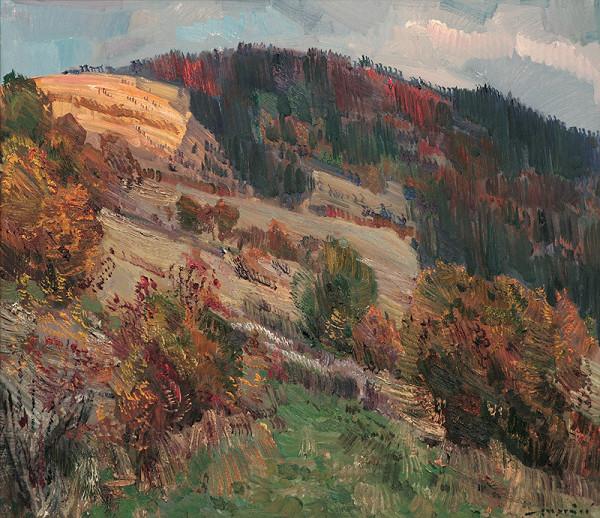 Ivan Šutjev – Jeseň