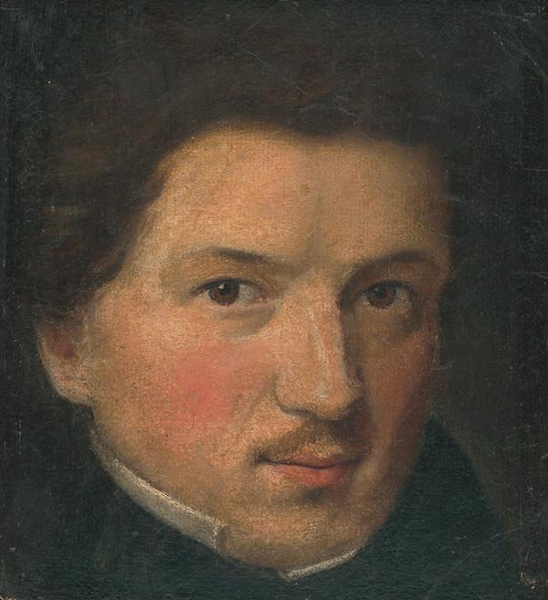 Gustav Adolf Müller – Vlastná podobizeň