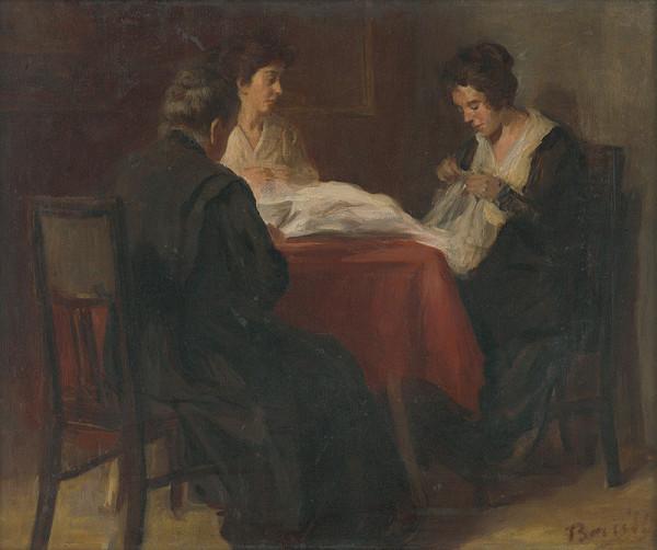 Andor Borúth – Pri stole