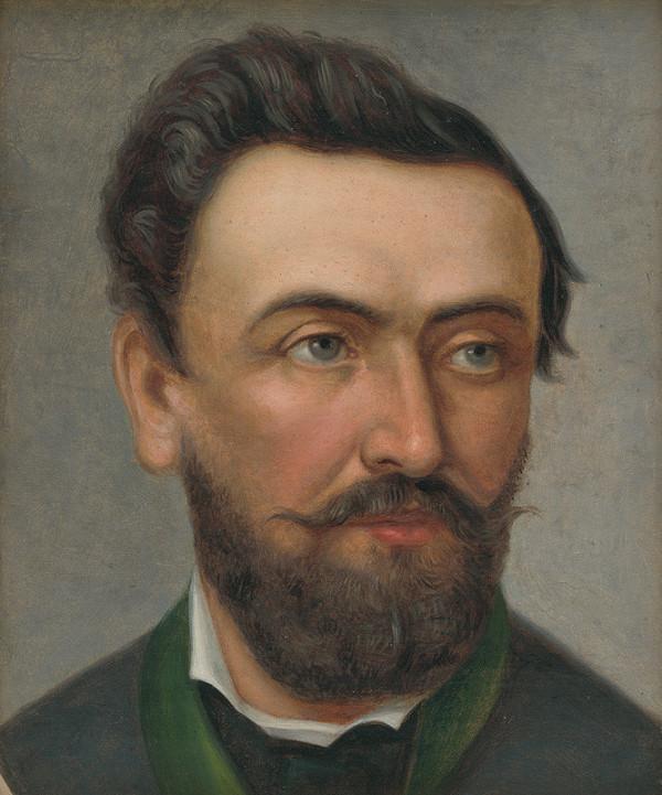 Titus Szent-Istvány – Vlastná podobizeň