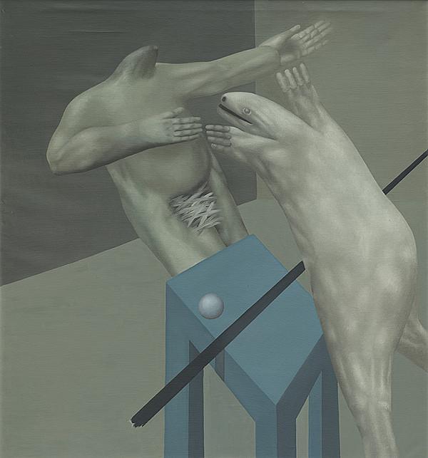 Agneša Sigetová - Hra o šedý bod