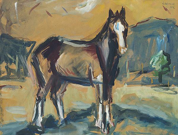 Viliam Chmel – Opustený kôň