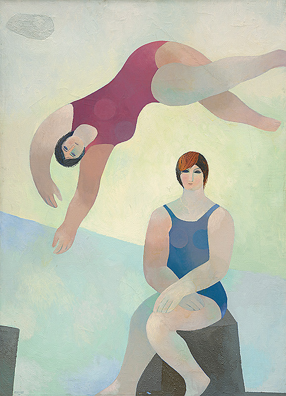 Alexander Eckerdt – Plavkyňa
