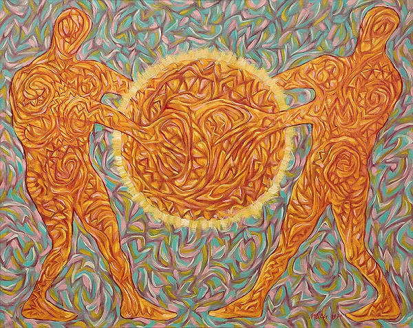 Jozef Amrich – Dve figúry