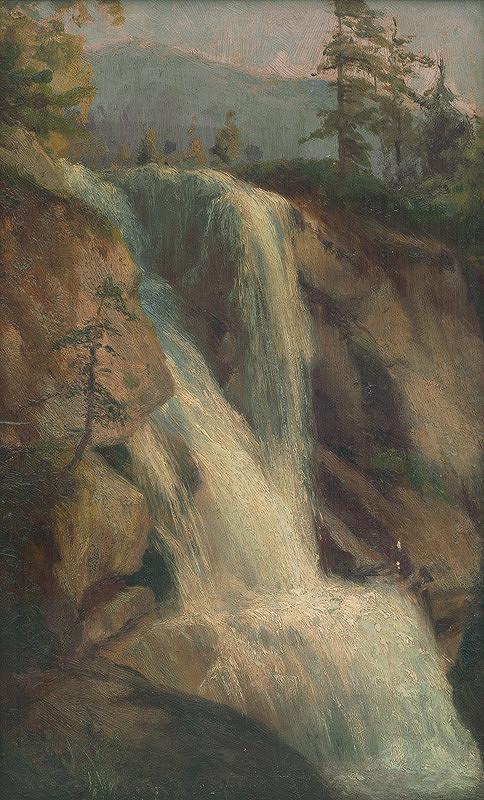Ľudovít Čordák - Vodopád