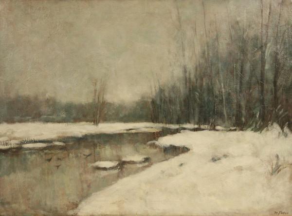 Štefan Fodor – Zima na jazere