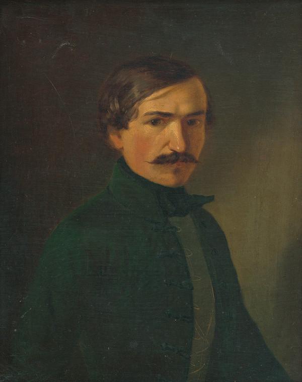 František Klimkovič - Vlastná podobizeň