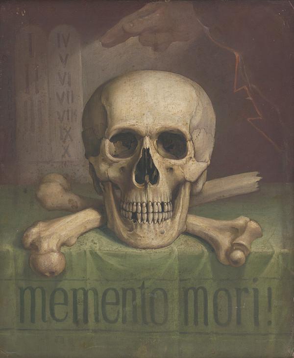 Jozef Hanula – Memento mori