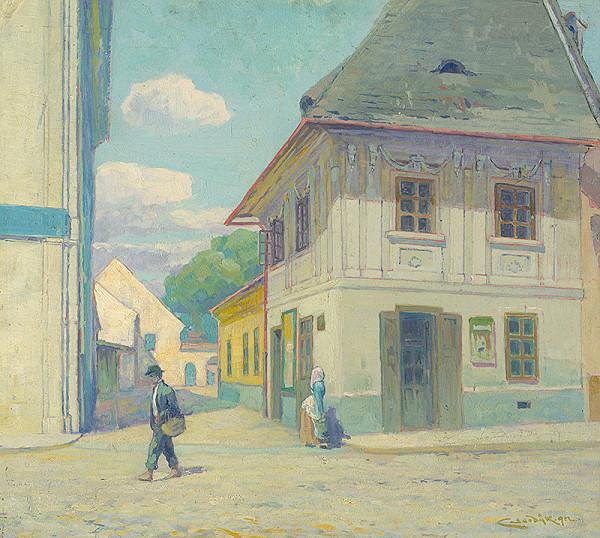 Ľudovít Čordák - Dom na Mäsiarskej ulici v Košiciach