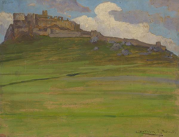 Ľudovít Čordák – Spišský hrad