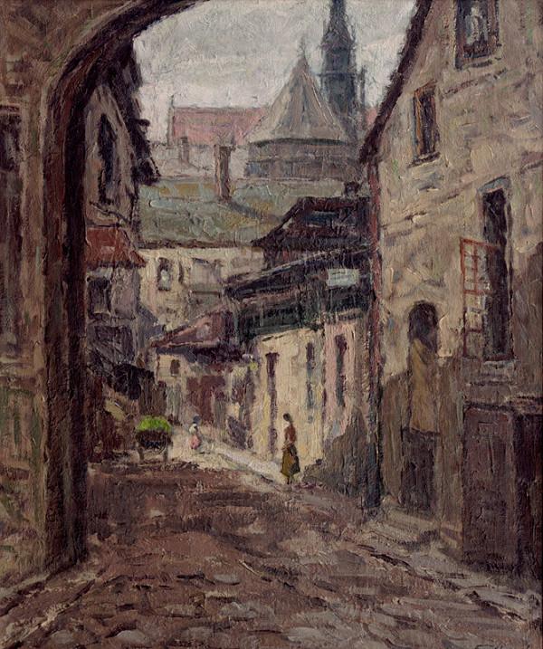 Ján Grotkovský – Starý košický dvor