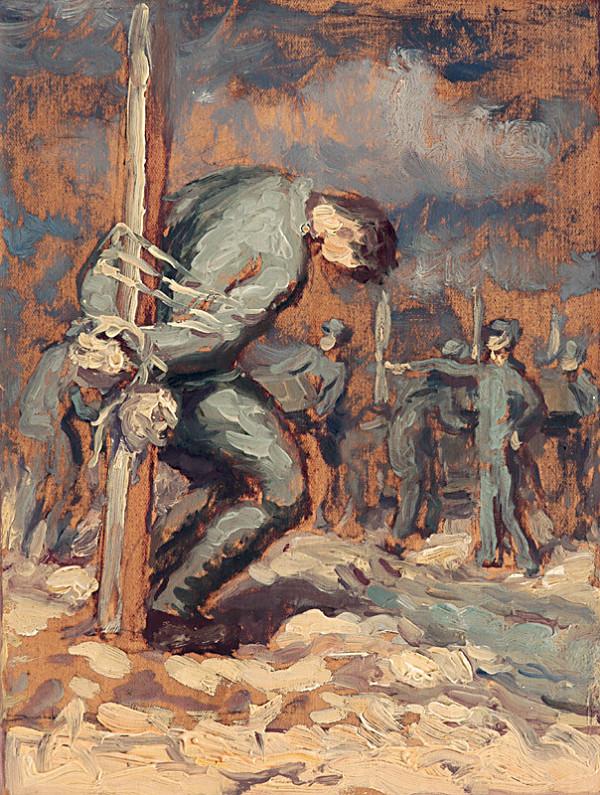 Jozef Bendík – Obeť vojny