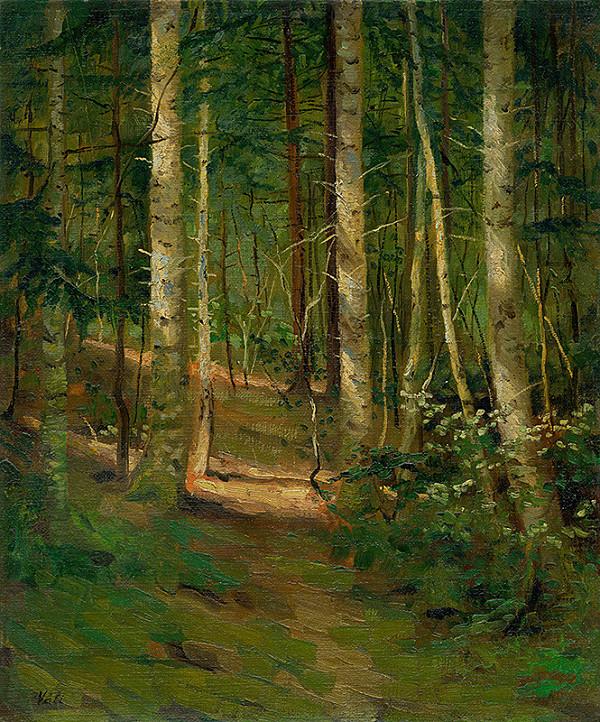 Ladislav Váli – Lesný interiér