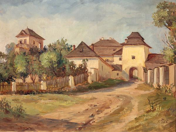 Jozef Fabini - Spišská Kapitula