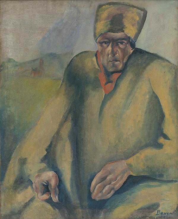 Konštantín Bauer – Agitátor