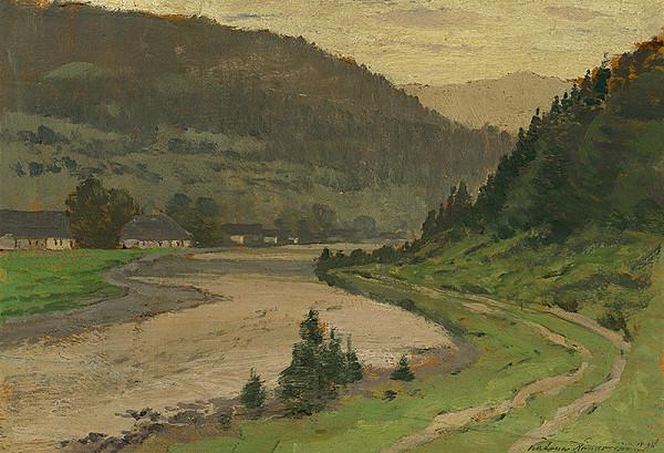 Ferdinand Katona – Krajina pri Hornáde