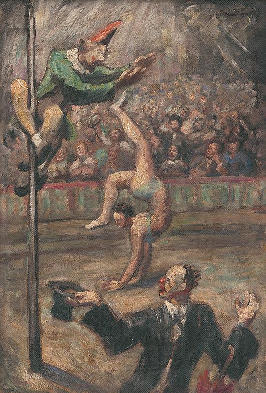 Jozef Bendík – V cirkuse