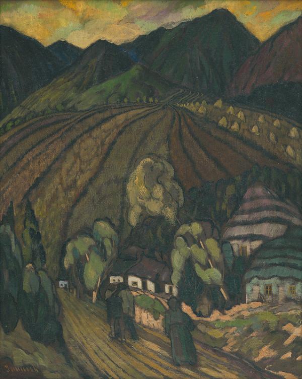 Anton Jasusch – Medzi horami