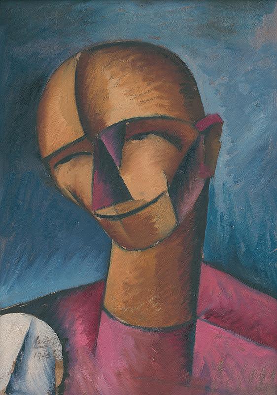 Gejza Schiller - Hlava muža