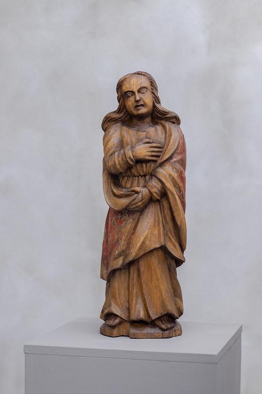 Východoslovenský sochár z 1. polovice 19. storočia – Svätý Ján Evanjelista